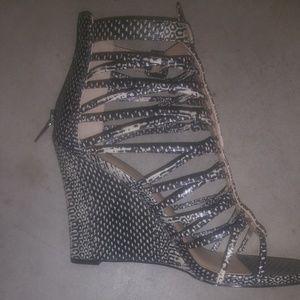 Size 11 wedge heel sandal